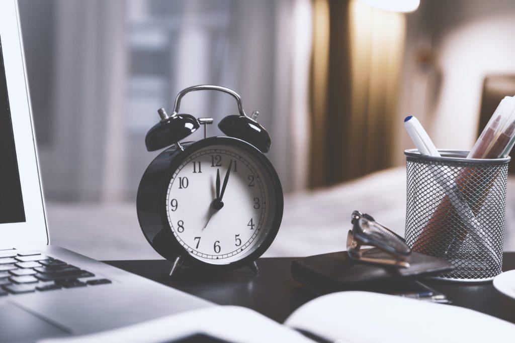 outil de gestion du temps